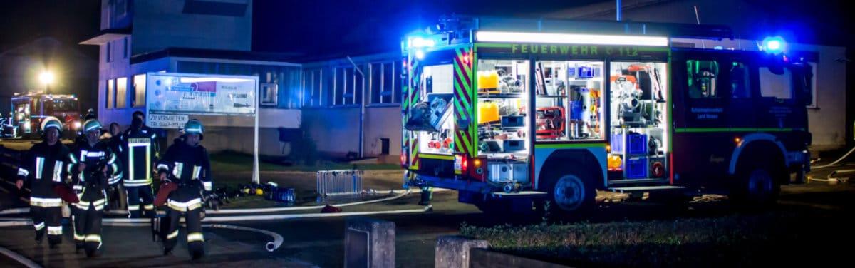 Webseite Feuerwehr Ulmbach