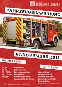 Feuerwehr Ulmbach LF10